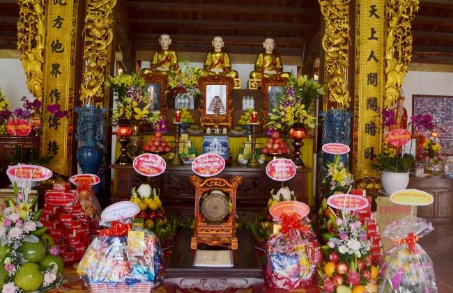 Hà Tĩnh tưởng niệm Phật hoàng Trần Nhân Tông và lịch đại Tổ sư
