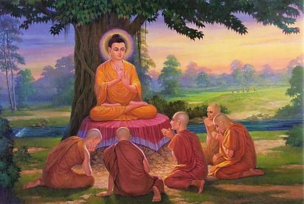 Đức Phật nhập thế độ sanh