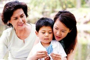 Giáo dục trong gia đình theo tinh thần Phật giáo