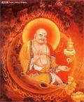 Mùa xuân và hình ảnh Đức Phật Di Lặc