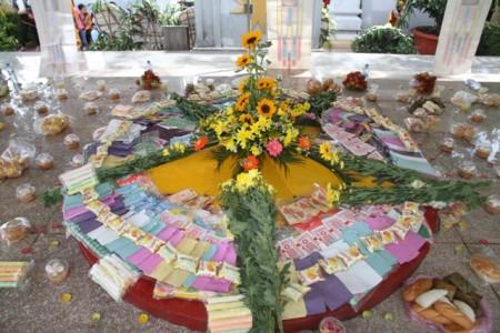 Gia Lai: Phật giáo Chư Păh tổ chức lễ cầu siêu cho các Anh hùng liệt sĩ