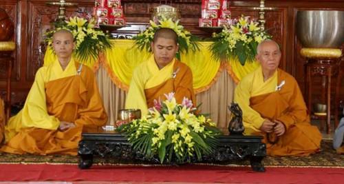 Thanh Hóa: Lễ tưởng niệm 30 năm ngày Cố đại lão Hòa thượng Ngộ Chân Tử viên tịch