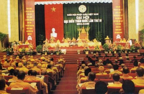 Giáo hội Phật giáo Việt Nam - 35 năm đi qua và nhìn lại