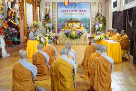 Đại giới đàn Nguyệt Trí lần thứ VI tại tỉnh Phú Thọ