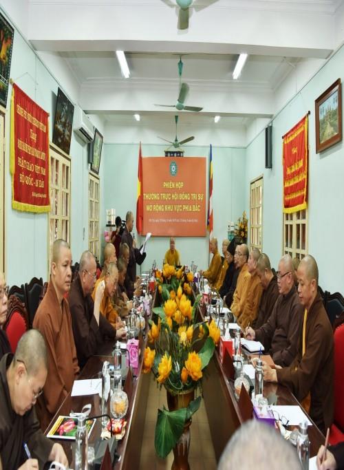 Hà Nội: Phiên họp Thường trực HĐTS mở rộng khu vực phía Bắc