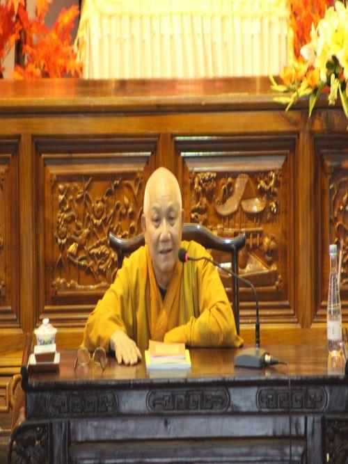 HT.Thích Minh Thông trả lời các  câu hỏi về Giới luật