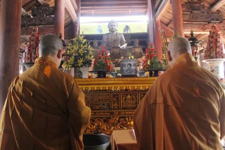 Hà Tĩnh: Lễ khai pháp mùa An cư kiết hạ PL2560 - DL 2016