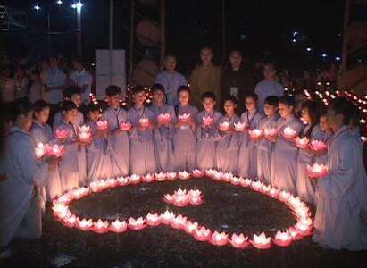 Khóa tu mùa hè dành cho tuổi trẻ lần thứ VI chủ đề 'Phật luôn trong con'