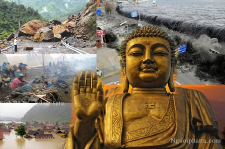 Đức Phật nói về nguyên nhân hiểm nạn, thiên tai, bệnh tật và cách hóa giải