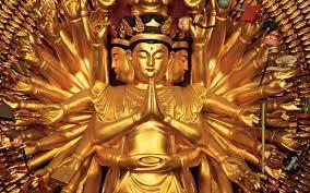 Ý nghĩa hình tượng Bồ tát Quán Thế Âm nghìn tay nghìn mắt