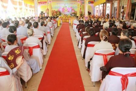 Phật giáo Hải Dương tổ chức đại lễ kỷ niệm 35 năm thành lập GHPGVN