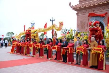 Lễ khánh thành công trình tháp Tường Long - Hải Phòng