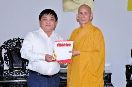 Trung ương Giáo hội đề nghị Tăng ni, Phật tử chấp nhận lời xin lỗi của báo Tuổi Trẻ