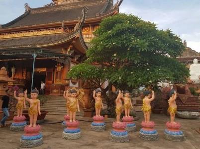 30 năm đi tìm tượng Phật sơ sinh cho ngày Phật đản