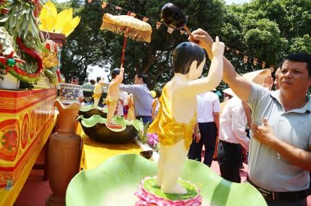 Đại lễ Phật đản tại chùa Đống Cao Thanh Hóa