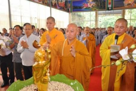 Lễ Phật đản năm 2017 đầu tiên tại Hà Nội