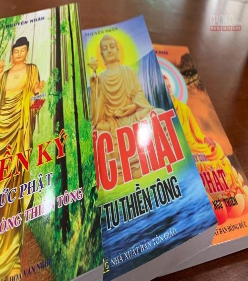 Đã dừng cấp phép cho loạt sách của ông Nguyễn Nhân