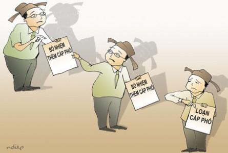 Tham nhũng quyền lực do không tin nhân quả?