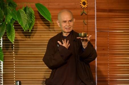 Thư gửi Hòa thượng Thiền sư Thích Nhất Hạnh nhân ngày Bồ Tát Quán Thế Âm thành đạo