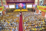Hơn 1000 vị Tăng Ni dự lễ tri ân, cúng dường