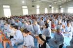 Thanh Hóa: Lễ cầu an đầu năm tại chùa Đống Cao