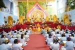 Hà Nội: Bốn ngày Pháp hội Dược Sư tại chùa Bằng