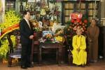 Chủ tịch nước Trần Đại Quang chúc mừng Phật đản 2017 đức Pháp chủ GHPGVN
