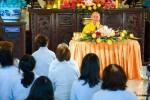Hoa Kỳ: TT.Thích Chân Tính thuyết giảng tại chùa Huệ Quang, Santa Ana - California