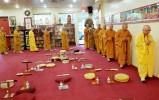 Pháp hỷ sung mãn tại trường hạ chùa Quang Minh PL 2562