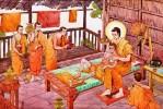 Đức Phật giữa đời thường