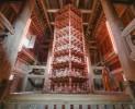 Tòa Cửu phẩm liên hoa chùa Bút Tháp được công nhận là Bảo vật quốc gia