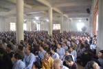 Hơn 8.000 người về chùa Cổ Am trang nghiêm lễ Phật cầu an