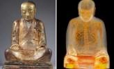 Phát hiện xác ướp hòa thượng trong tượng Phật 1000 tuổi