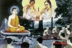 Đức Phật dạy cách ăn uống cho nhà vua, quan chức như thế nào ?