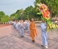 Phật giáo Hà Tĩnh dâng hương các Anh hùng liệt sĩ