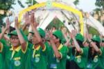 Chính thức khai mạc Hội trại Tuổi trẻ Phật giáo lần 10 tại Cần Thơ