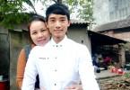 Lời ước hẹn 3 năm về cưới của chàng trai kém vợ 13 tuổi