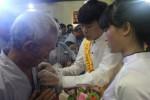 Hơn 2000 người tham dự Đại lễ Vu lan báo hiếu tại chùa Hòa Phúc Hà Nội