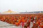 Thái Lan: 100 ngàn tu sỹ trong lễ hội khất thực tại Dhammakaya