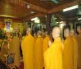 Hà Nội: Lễ húy kỵ đức Trưởng lão Hòa thượng Đệ nhị Pháp Chủ