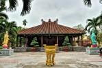 Hai vĩ nhân của chùa Tôn Thạnh ở Long An