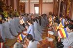 Gia Lai: Chùa Bửu Minh trang nghiêm tổ chức lễ Đức Phật Thích Ca thành đạo