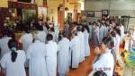 Khánh Hòa: Lễ thỉnh tôn tượng Phật và Bồ Tát chùa Hưng Long