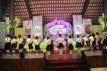 Hơn 3.000 Phật tử về tham dự Đại lễ Vu lan báo hiếu tại chùa Hòa Phúc