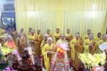 Gần 800 phái đoàn và hàng vạn Phật tử đến viếng lễ tang Cố Ni Trưởng Thích nữ Huệ Giác