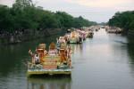 Truyền thống xe hoa rước Phật trong lễ Phật đản có từ thời nào ?