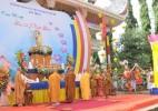 Đồng Nai: Đại lễ Phật đản PL 2560 tại chùa Linh Phú