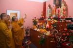 Nghi thức làm lễ an vị Phật tại tư gia