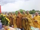 Phật giáo Hà Tĩnh dâng hương tưởng niệm các anh hùng liệt sĩ