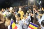 Hà Tĩnh: HT. Thích Bảo Nghiêm thăm các chùa và chia sẻ pháp thoại